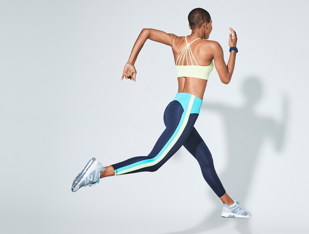JCPenney responded to move toward athleisure by relaunching its Xersion activewear assortment