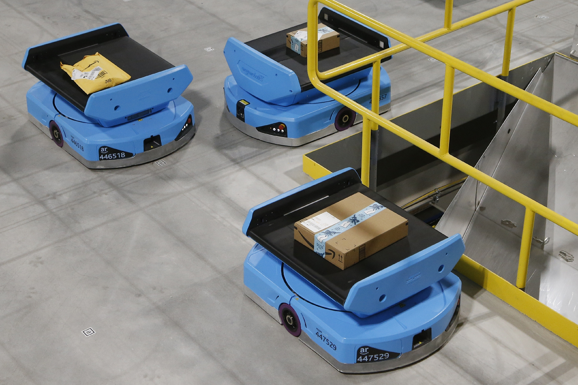 Gartner has some bold predictions about the post-pandemic state of warehouses, with a focus on robotics, AI and advanced analytics.