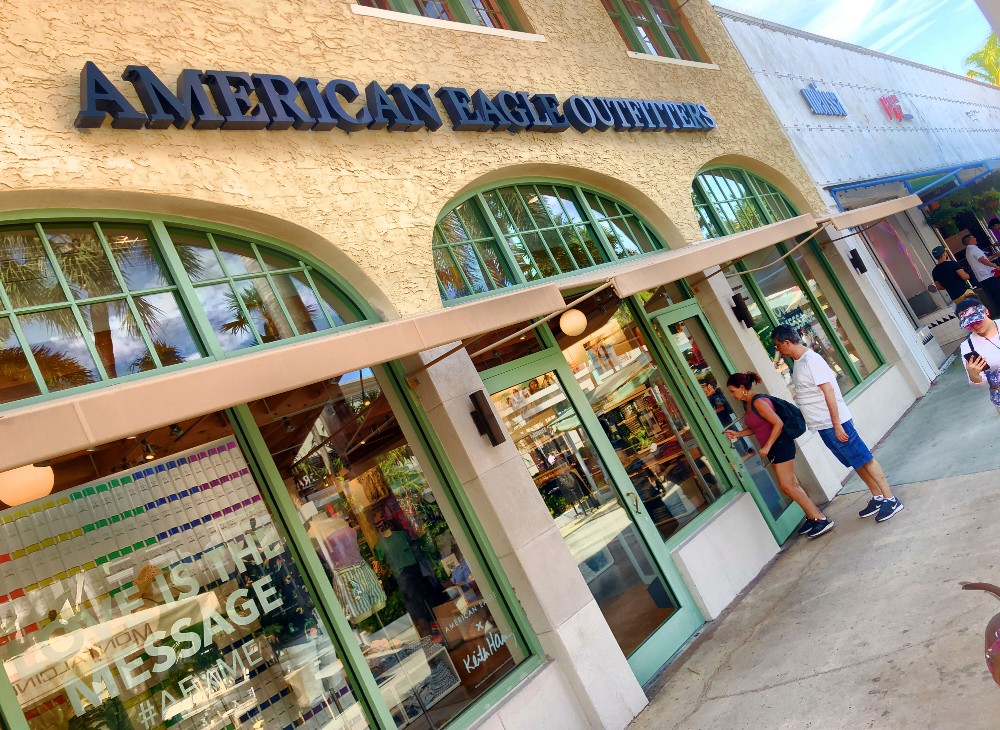 American Eagle's strategic initiative has plans to close 200 to 225 stores at its core brand as Aerie eyes $2B revenue target by 2023.