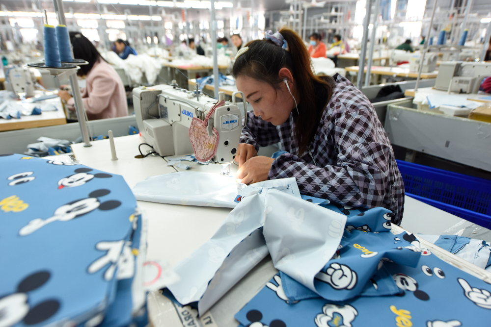 Garment and textile manufacturers in China, Bangladesh, Vietnam, Myanmar, Pakistan and Cambodia launched the STAR Network to seek better purchasing practices.