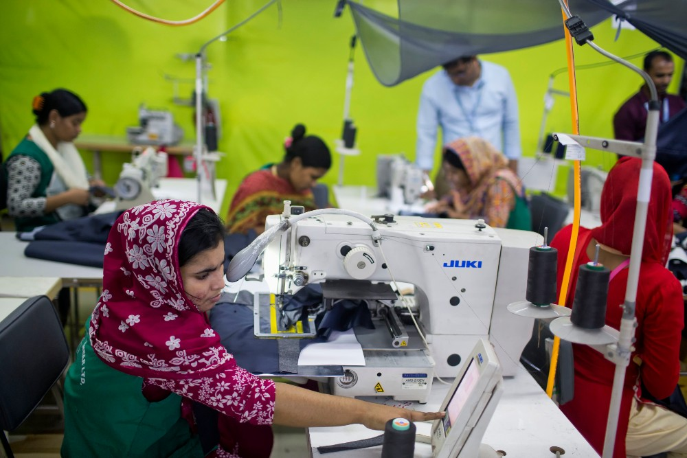 The BGMEA's first sustainability report details the actions the Bangladeshi garment sector has taken to address concerns about sustainability and workers' rights.