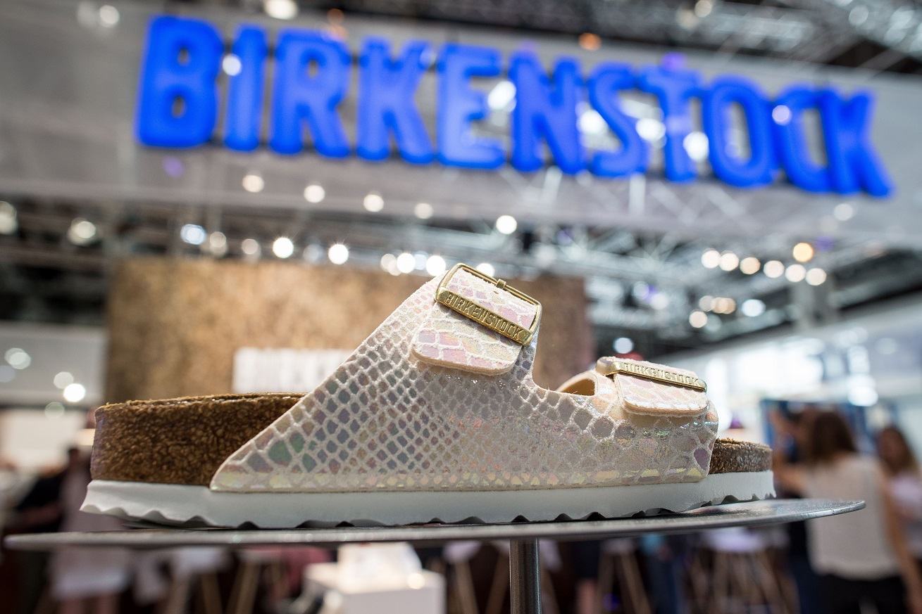 Birkenstock is reportedly exploring a private-equity deal that would value the German footwear brand at approximately $4.8 billion.