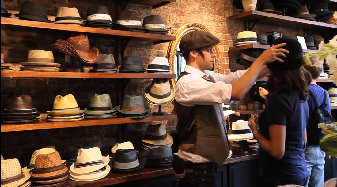 Premium headwear retailer Goorin Bros used the NewStore platform to overhaul its store fulfillment and inventory management capabilities.
