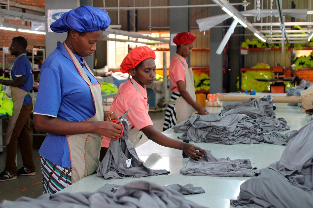 Wageforward.org proposes that apparel brands support garment workers by paying an additional living wage contribution on every order placed.