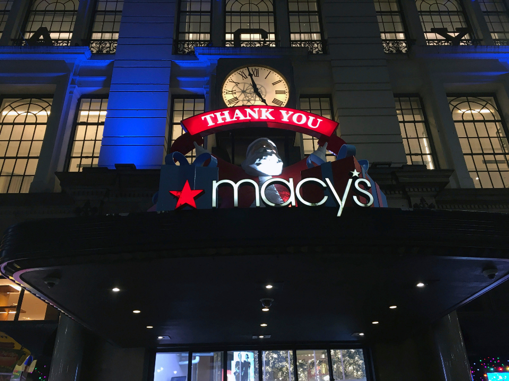 Macy's revealed how it advanced its relationship with Google Cloud at the pandemic's onset to solve 'search problems' and serve shoppers.