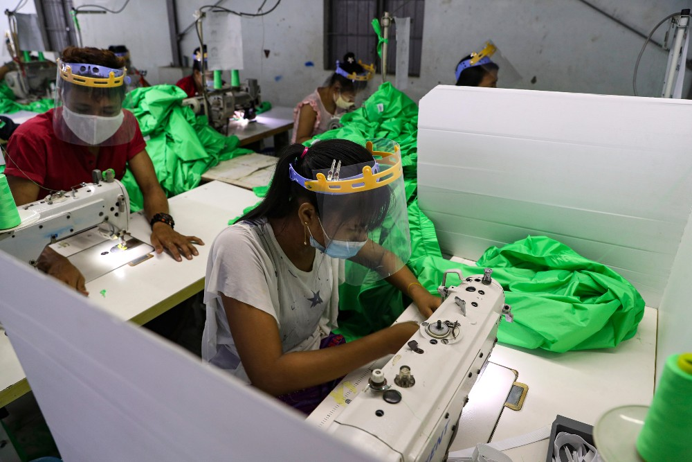 With the pandemic resurging across the wealthy West, global garment workers are growing more desperate even as fewer brands cancel orders.