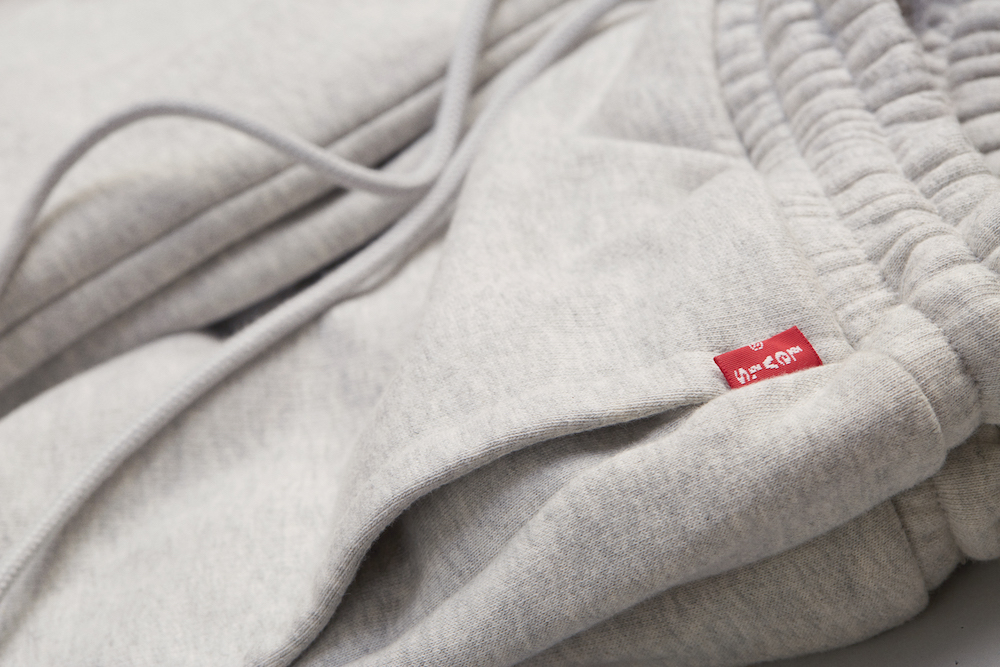 Levi's recently introduced Levi's Red Tab Unisex Sweats, a collection of French Terry sweats with a relaxed vintage fit.