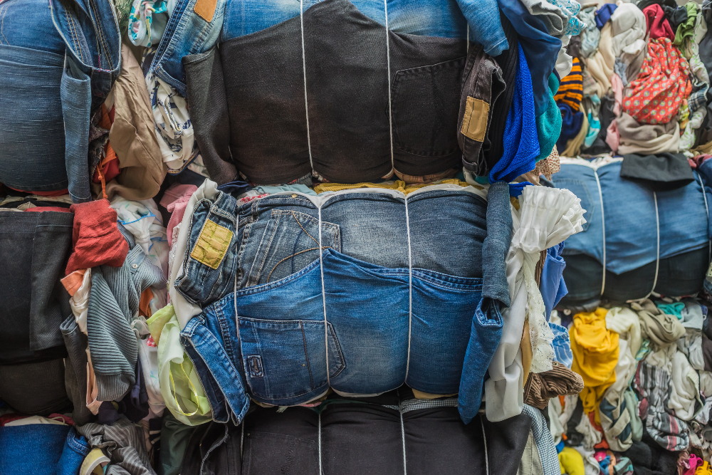 The European Commission is pondering a coordinated response regarding textile waste collection, sorting and recycling across member states.