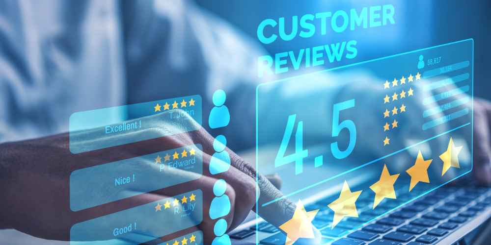Authentic consumers reviews help shoppers understand what an item of clothing is really like and what they can expect when it comes to fit.