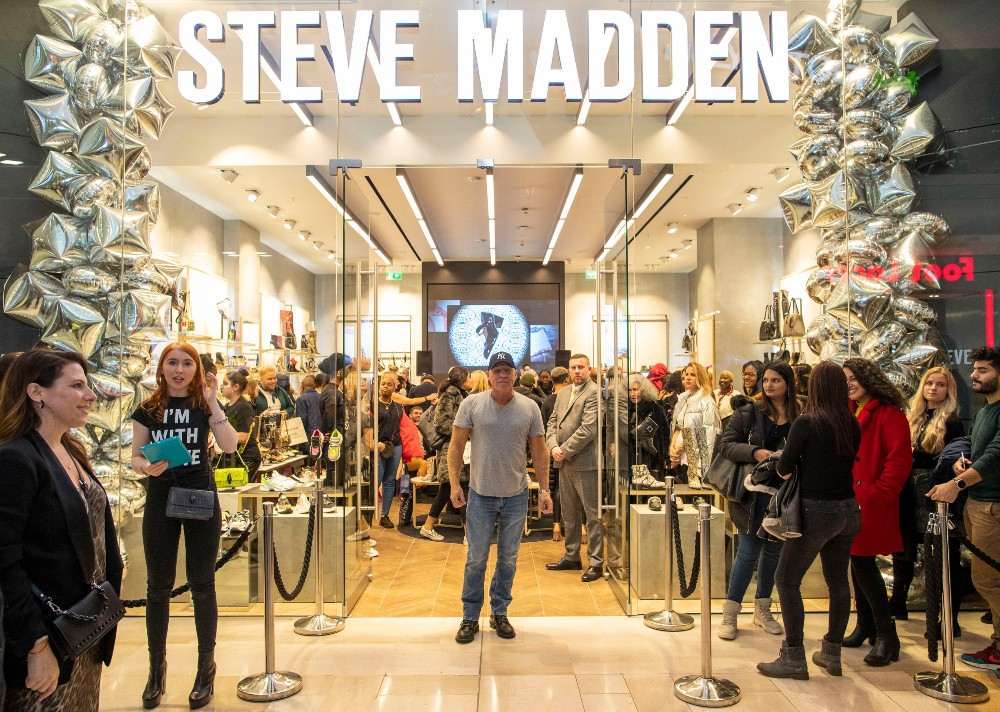 Steve Madden anticipates supply chain congestion will present difficulties in the near term
