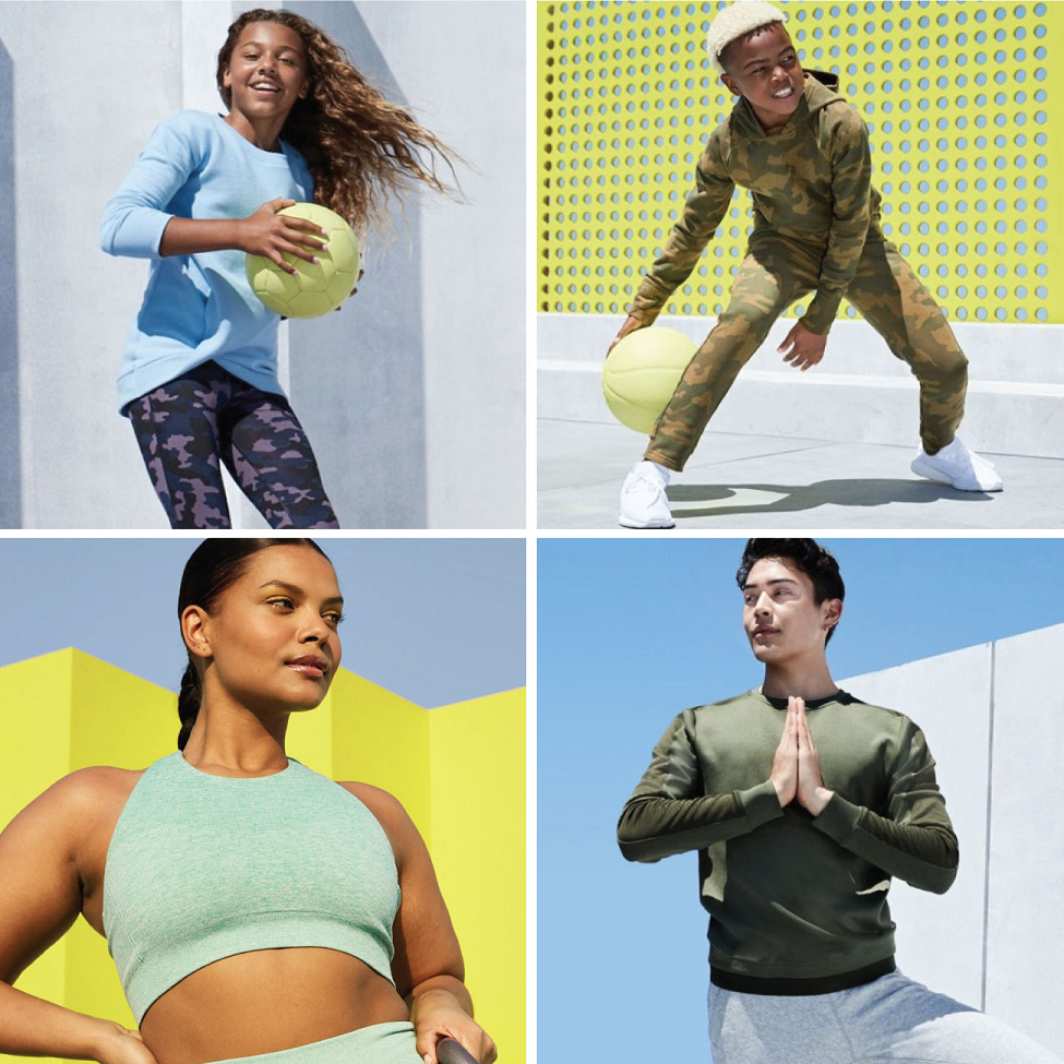 In just one year, Target has grown its private-label, size-inclusive activewear brand All in Motion past the $1 billion sales mark.