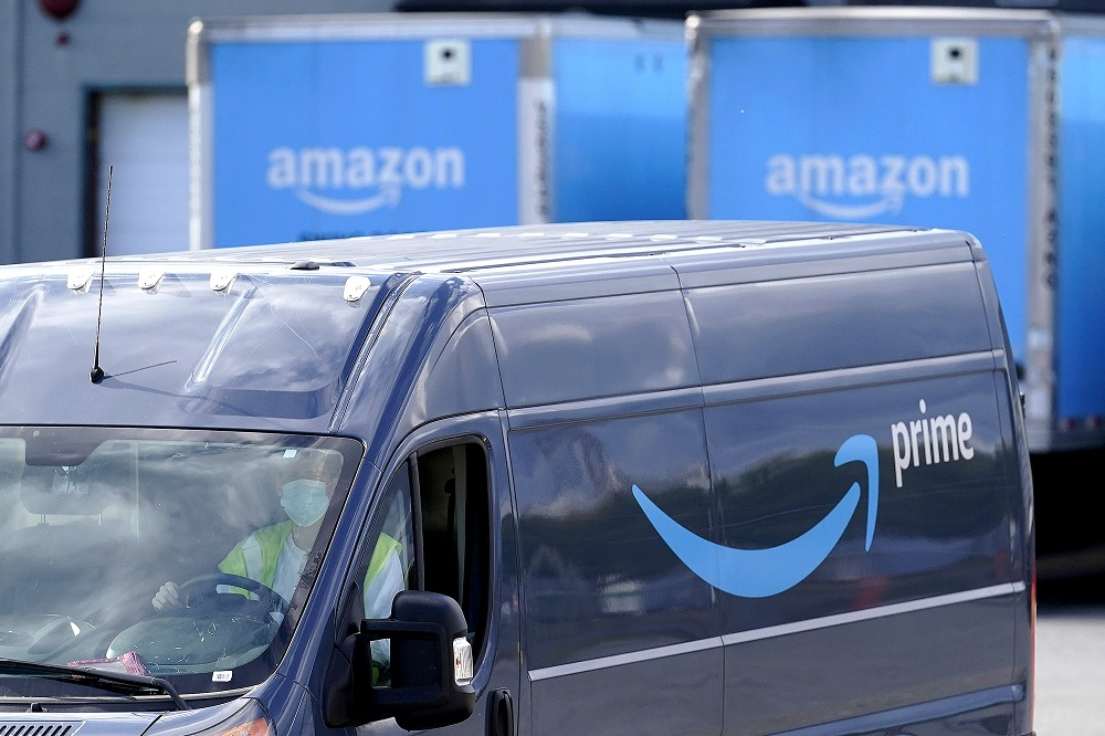 Amazon will pay more than $61.7 million to settle FTC charges it failed to pay Amazon Flex drivers the full amount of tips they received.