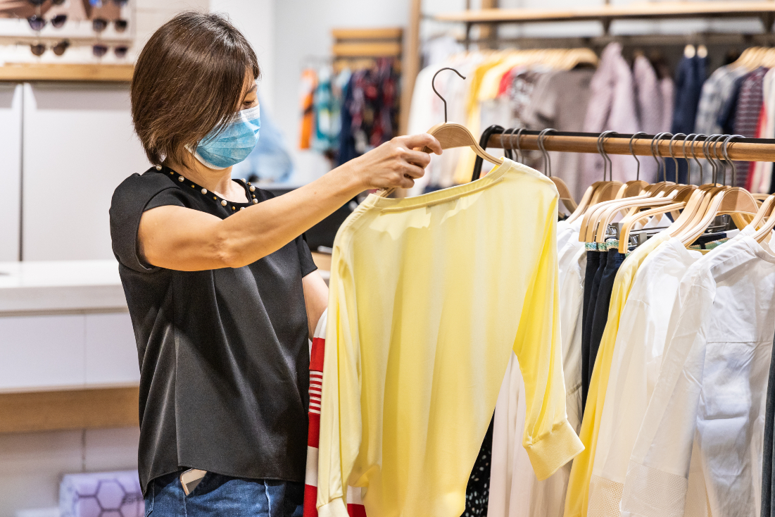 Here's when TJX expects a surge in apparel sales following vaccine rollouts to combat the coronavirus pandemic.