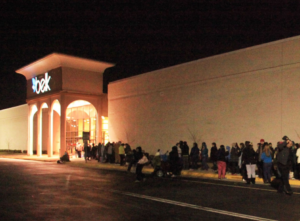Department store retailer Belk confirms financial restructuring via a one-day reorganization when files for bankruptcy on Feb. 24, 2021.