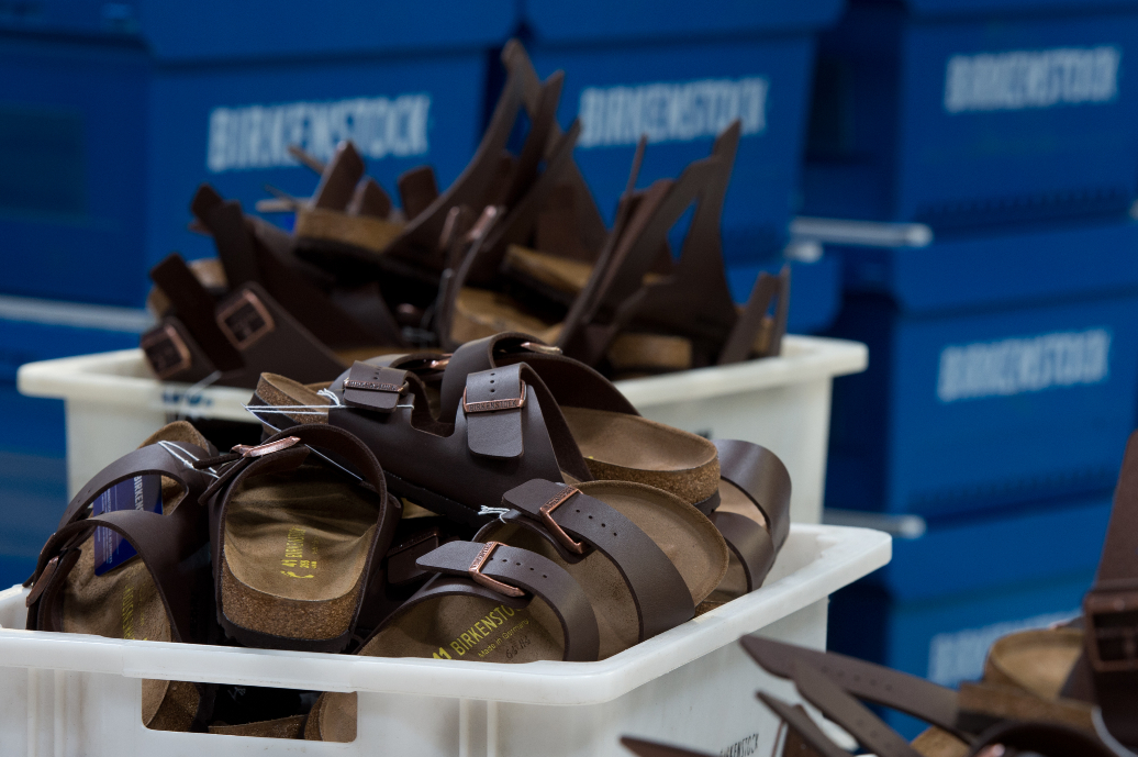 Sandal brand Birkenstock looks to be favoring a deal with LVMH-backed L Catterton, which is believed to be preparing a bid for the company.