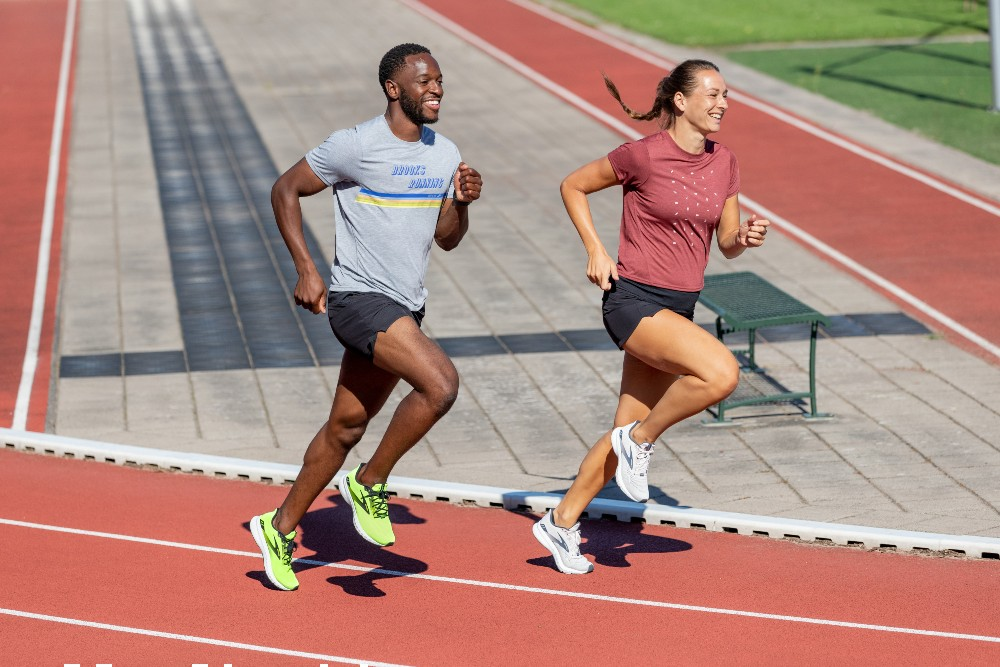 Brooks Running posted gains in performance running market share in 2020