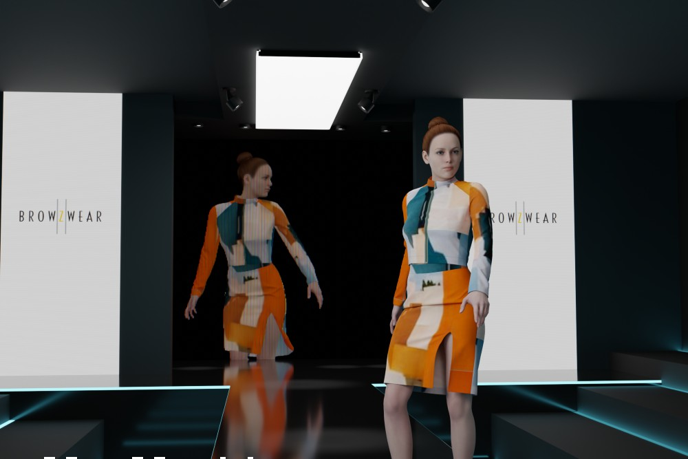 Browzwear's new update introduces new animation and smart pattern tools to its 3D fashion design platform