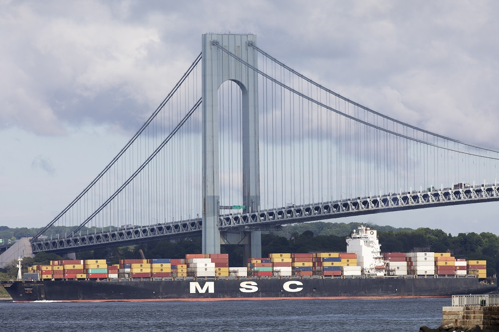 Following a record 2020, cargo imports at major U.S. container ports are expected to set new monthly records through the summer, NRF said.