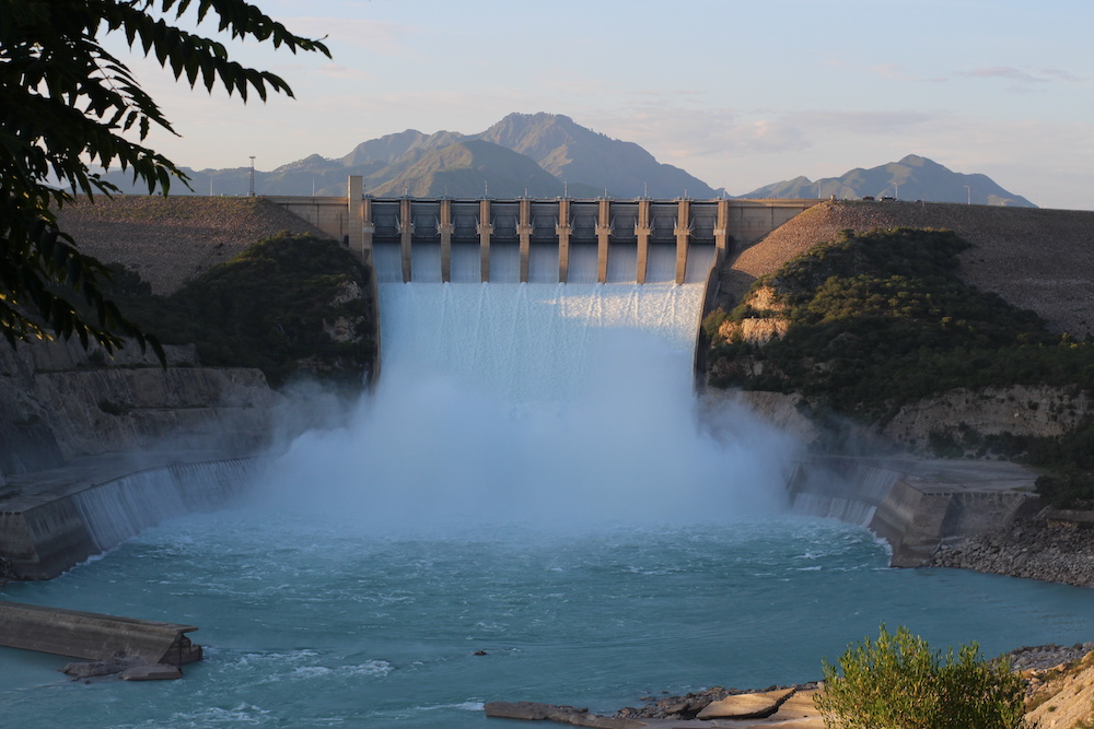 Artistic Milliners invested $370 million in hydropower projects in Pakistan that are slated to begin commercial operation by Dec. 2027.