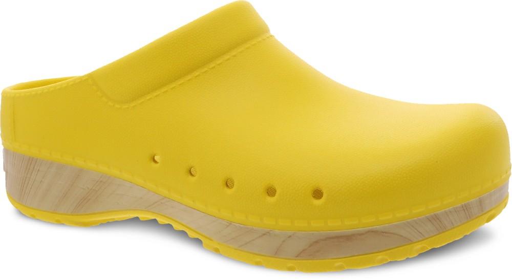 Dansko's new Kane clog uses Braskem's sugarcane-based EVA in more than 50 percent of the shoe