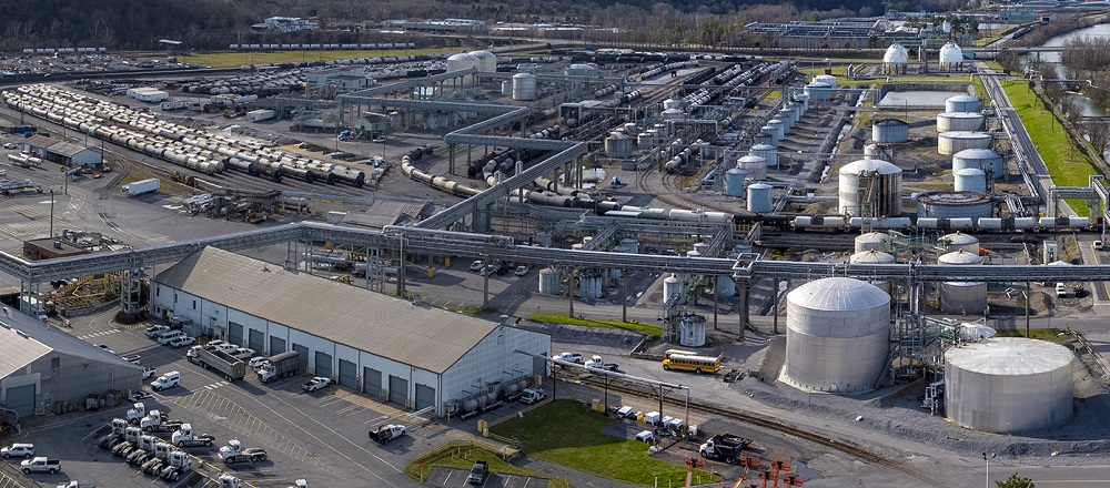 Eastman Chemical Company plans to build one of the world's largest plastic-to-plastic molecular recycling facilities in Kingsport, Tenn.