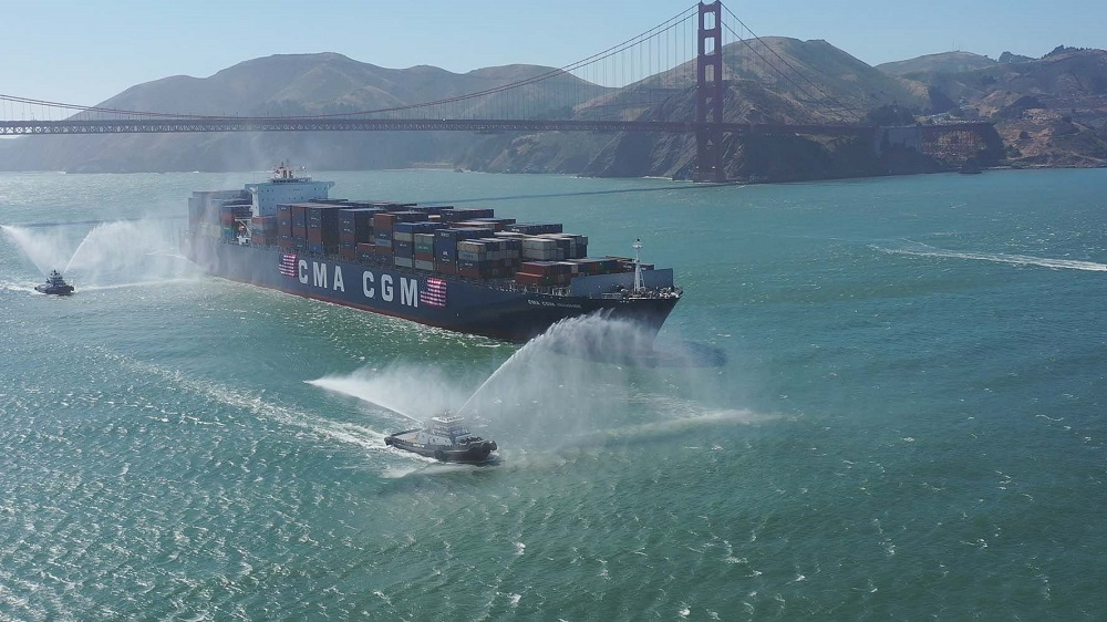 Ocean freight giant CMA CGM Group has implemented several initiatives to make the shipping and logistics supply chain more seamless.