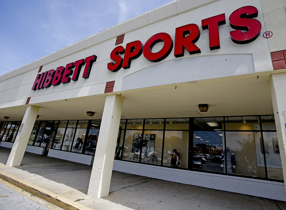Hibbett Sports Inc. issued preliminary results for its fourth quarter ended Jan. 30 that showed comp sales increased 21.9 percent.
