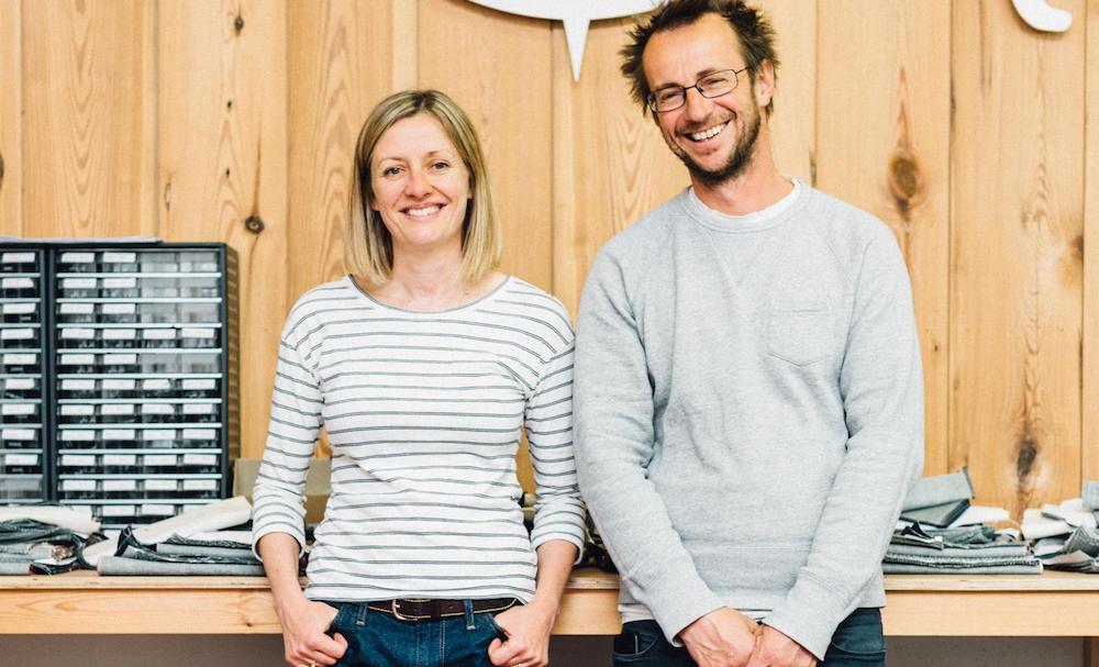 Clare and David Hieatt
