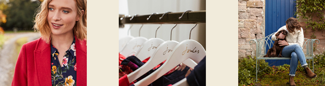 U.K. fashion brand Joules expands its home and garden category with the acquisition of e-tailer Garden Trading.