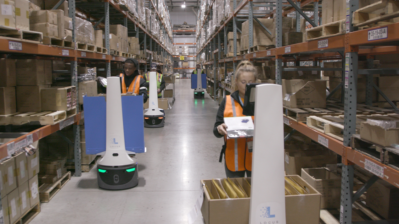 After securing $150 million in Series E funding, Locus Robotics is valued at $1 billion, and will now further expand into the E.U. and APAC.