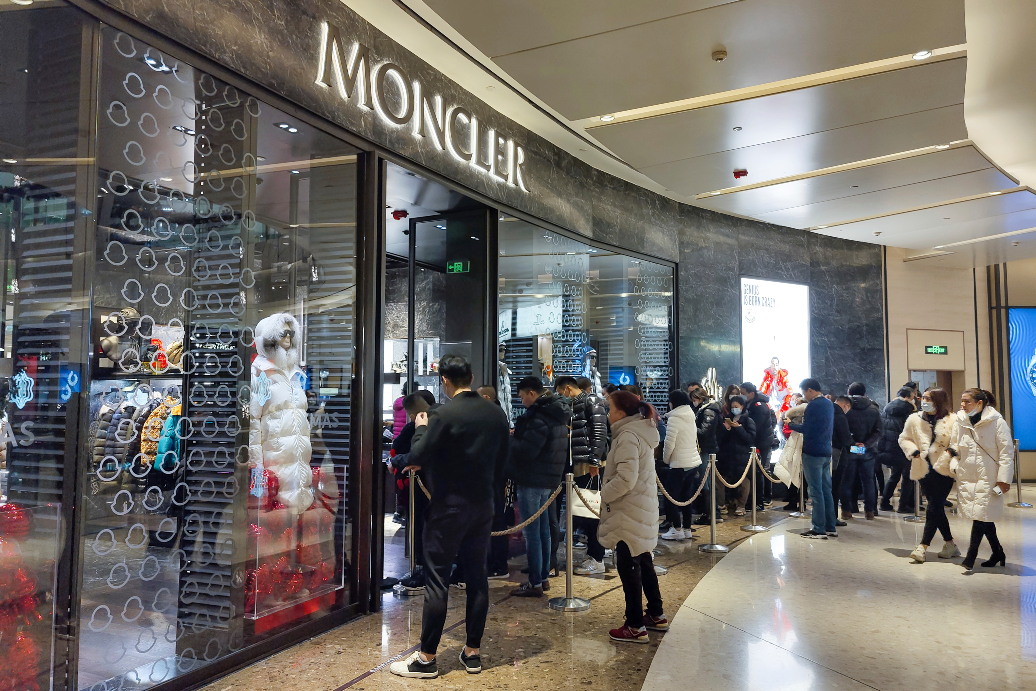 A focus on digital, as well as on the local consumer, helped luxury brands Moncler and Hermès navigate 2020's fourth quarter.
