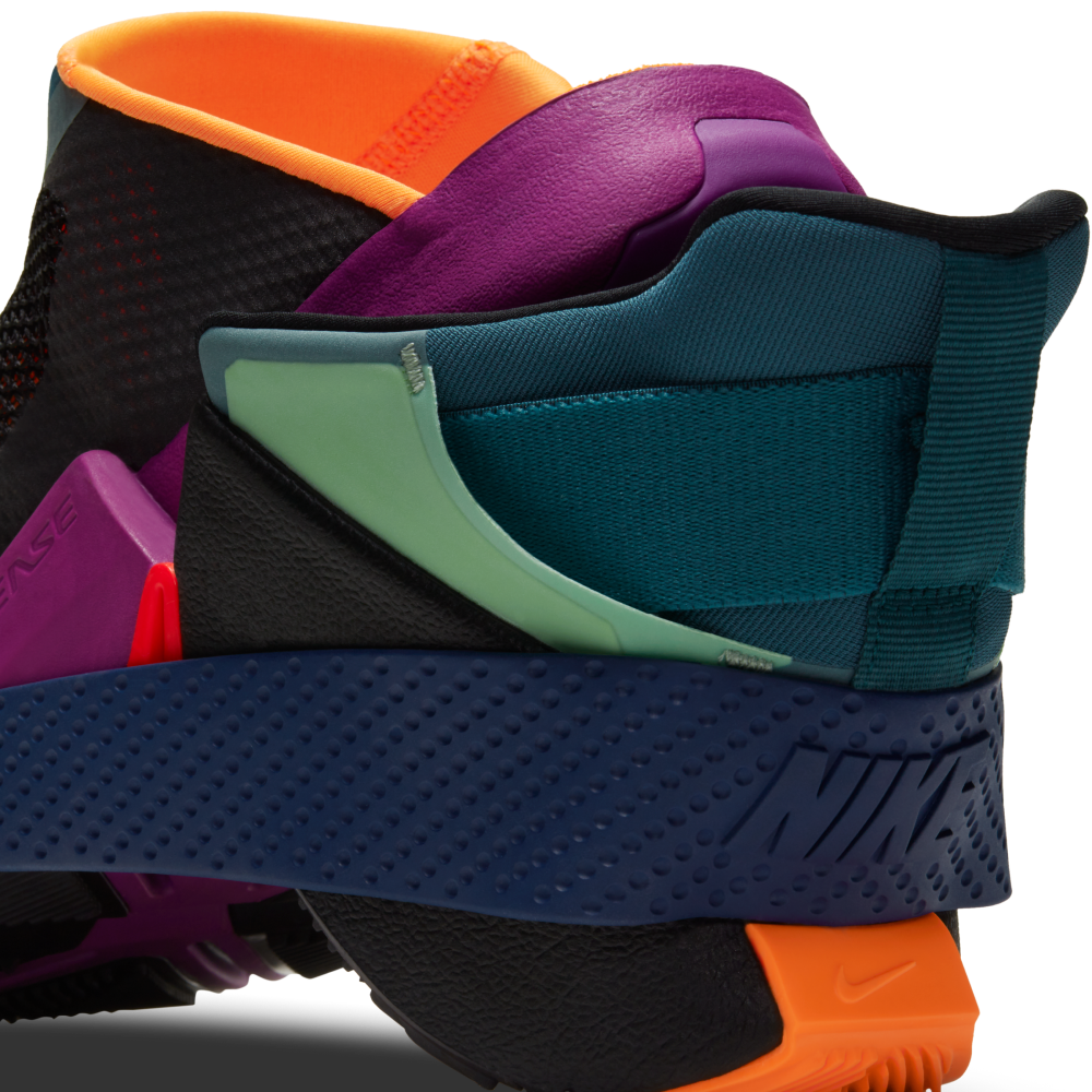 The Nike Go FlyEase sneaker accommodates people of varied abilities.