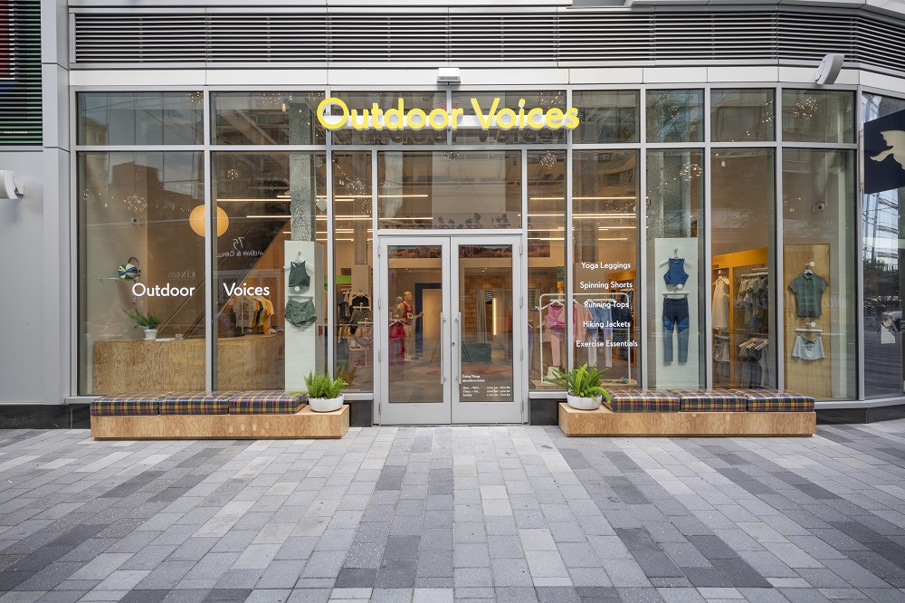 Gabrielle Conforti joined Outdoor Voices as CEO; David Kornberg was named president and CEO of Maurices, succeeding CEO George Goldfarb.