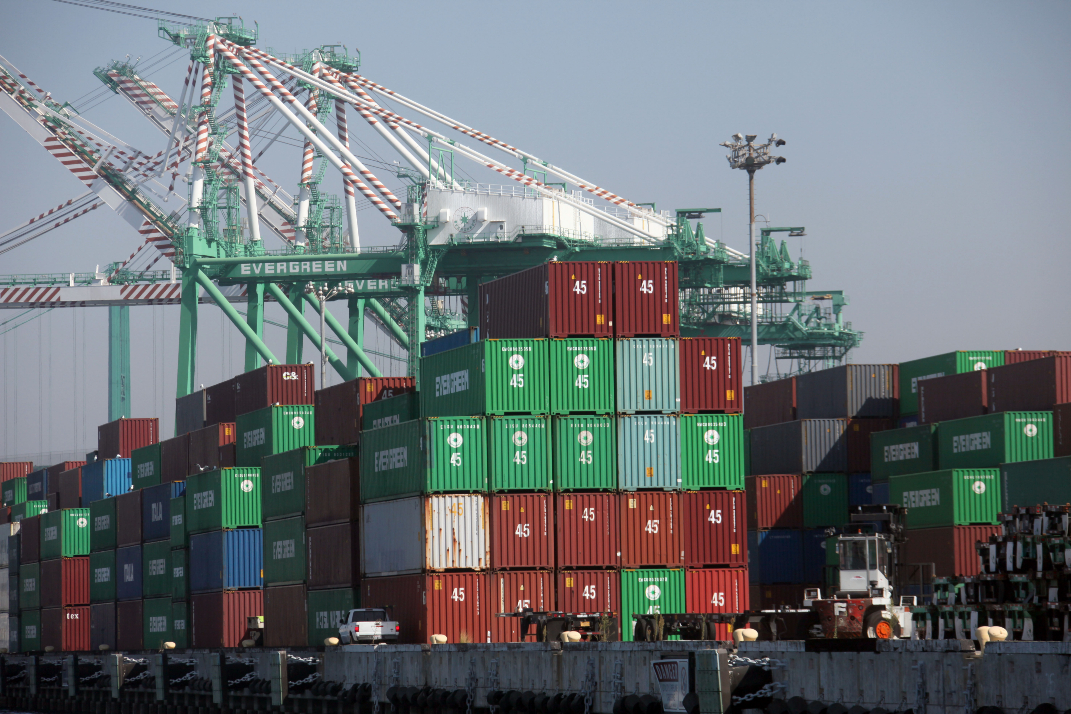 The lingering impact of the pandemic has created a 'perfect storm' at West Coast ports that is expected to continue well into 2022.