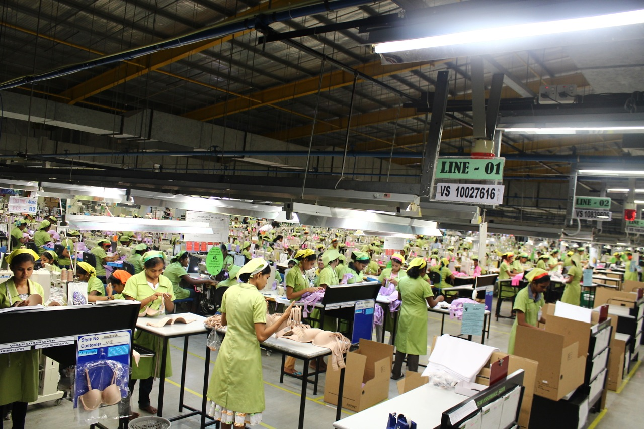 Garment factories in Sri Lanka are known for niche product expertise.