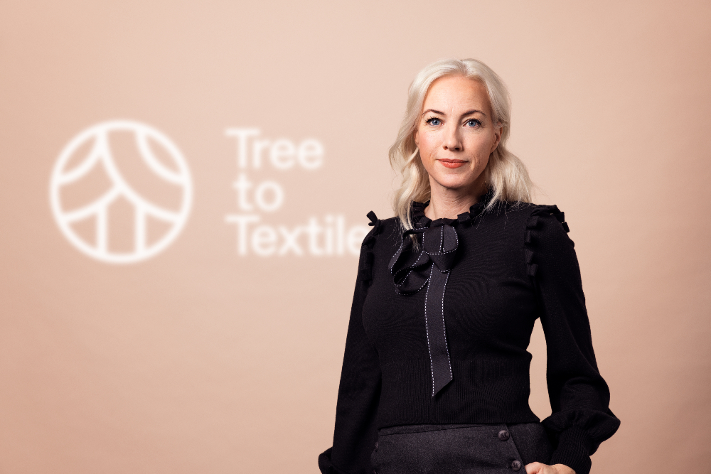 Swedish textile innovation company Tree to Textile announced plans to open a new demo plant to scale its production of sustainable fiber.
