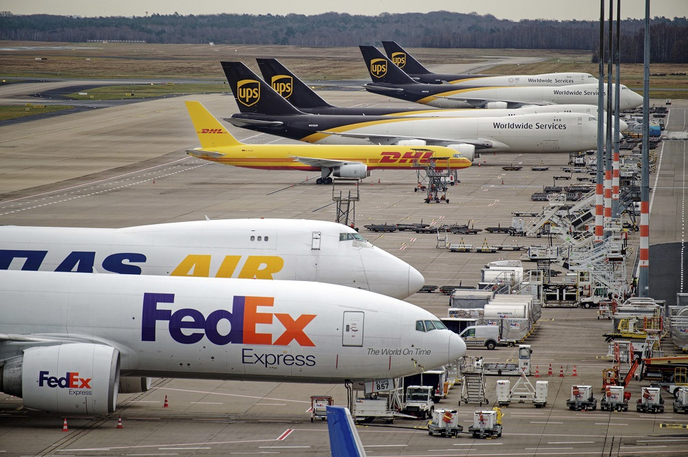 The International Air Transport Association reported global air freight demand plunged 10.6 percent in 2020 compared to 2019.