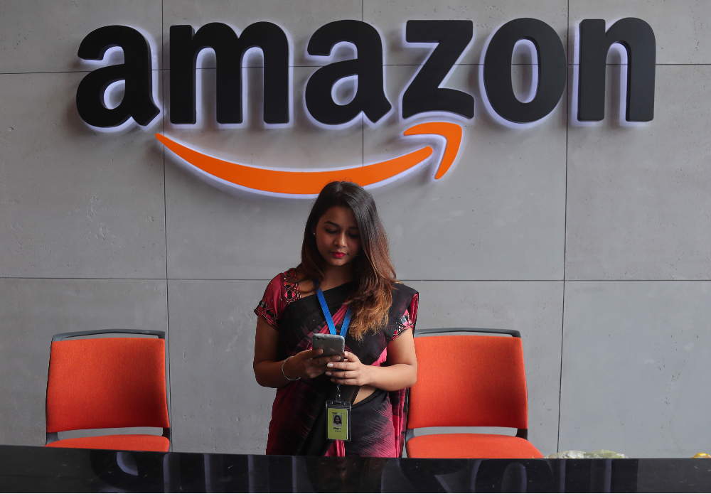 New reports point to dubious dealings in India, as Amazon battles a New York coronavirus safety lawsuit and launches a Kickstarter clone.