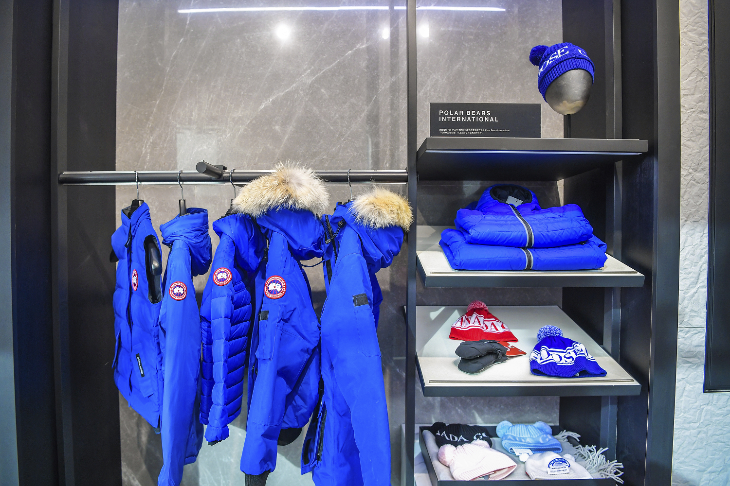 Canada Goose grew year-over-year sales 4.8 percent to $369.2 million, its first sales growth since the onset of the Covid-19 pandemic.