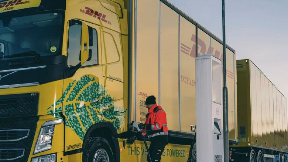 DHL Freight and Volvo Trucks have partnered to speed up the use of heavy duty electric trucks for regional transport in Europe and beyond.
