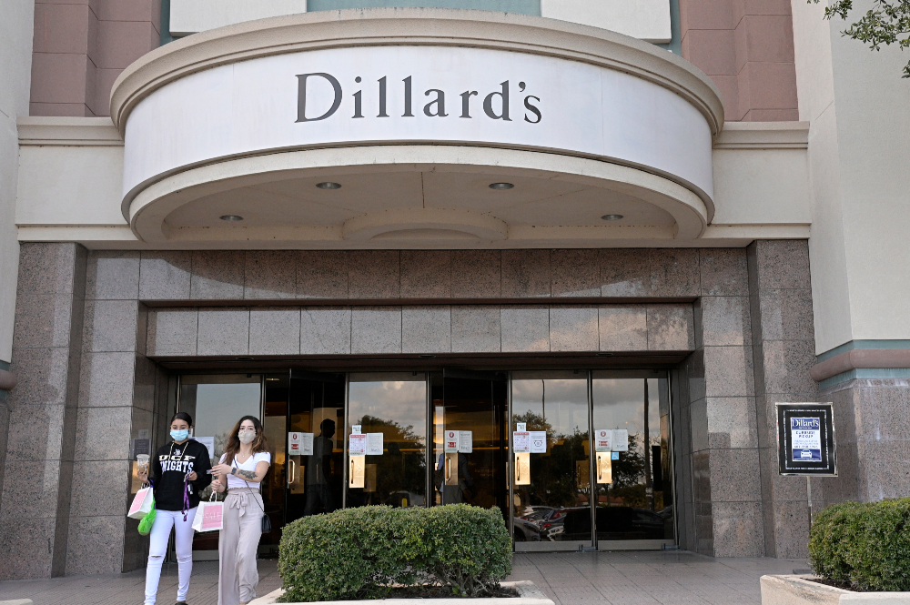 Dillard's managed to hold its own in Q4, thanks to the department store's ability to cut expenses while navigating through the pandemic.