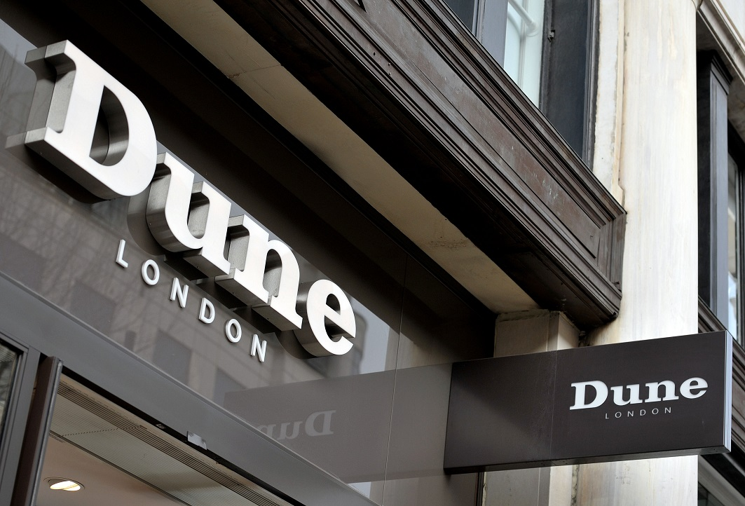 High street footwear and accessories retailer Dune London has launched a company voluntary arrangement to settle rent with landlords.