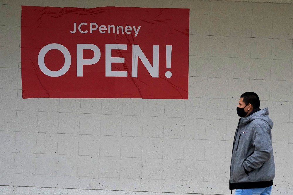 Simon Property and Brookfield are paying a pretty penny for JCPenney's annual rent, which could buy time to reconfigure malls post-Covid.
