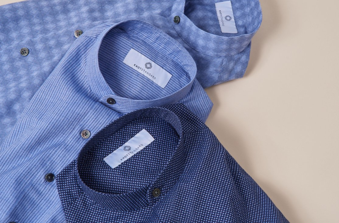 """Knot Standard, a seller of premium custom men's wear, has introduced a virtual showroom experience known as the """"Stylist Store."""""""