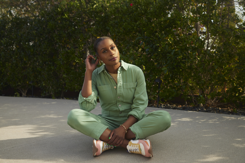 """Insecure's"" Issa Rae is now the lead of a denim-heavy Madewell campaign called ""What Are You Made Of?"" for Spring 2021."