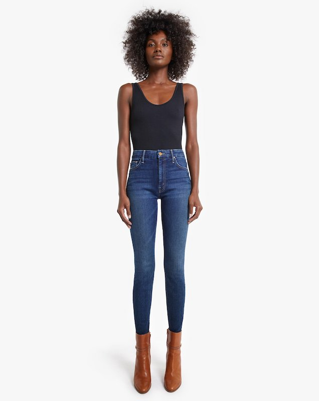 Pivoting from skinny jeans to looser