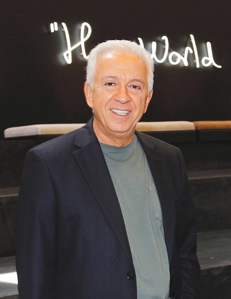 Guess founder Paul Marciano is being sued over allegations he sexually assaulted an unidentified model beginning in 2017.