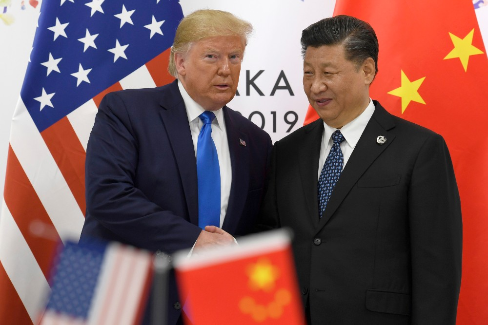 The tariff-fueled trade war with China waged by former President Trump was supposed to benefit America, but is that what really happened?