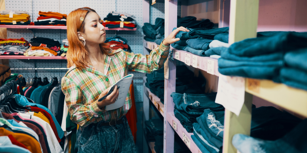 In 2019, the global secondhand apparel market was valued at $28 billion, according to Statista. It's expected to soar to $64 billion by 2024.