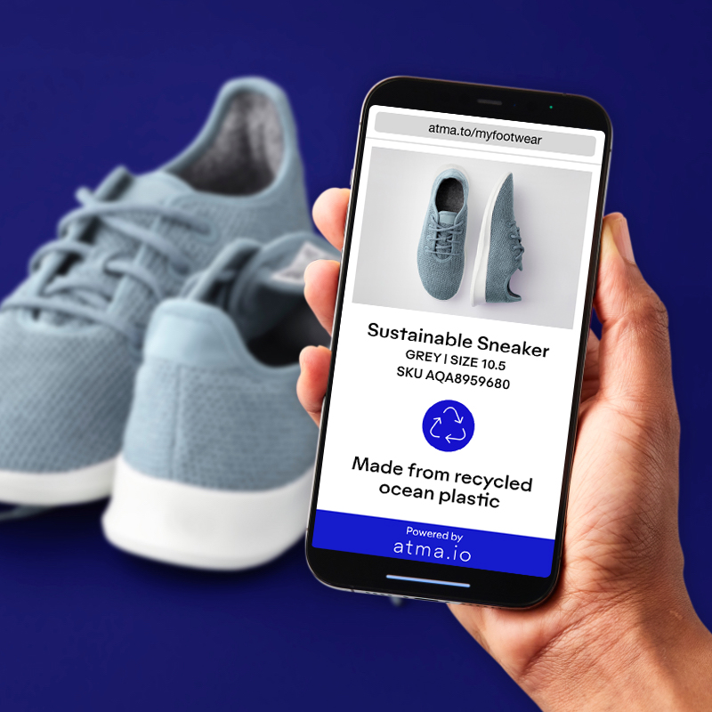 Adidas is using Avery Dennison's new Atma.io, a digital product cloud solution bringing traceable, item-level visibility to supply chains.